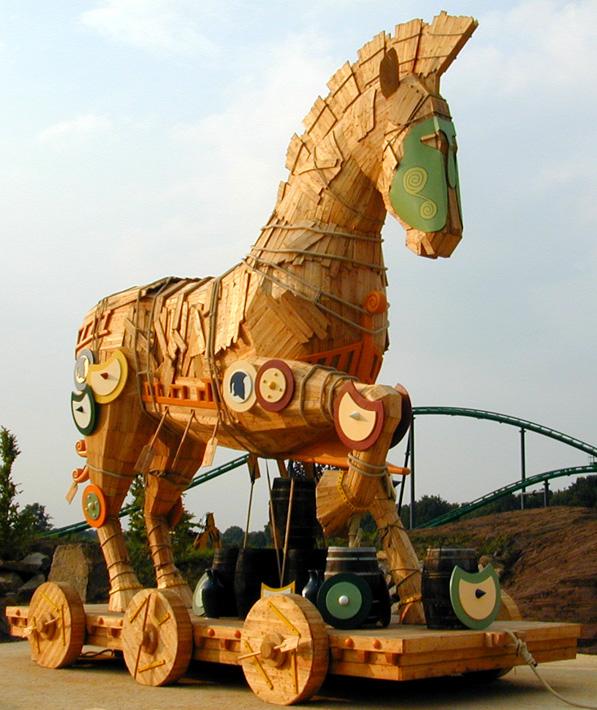 Pferd bastelvorlage
