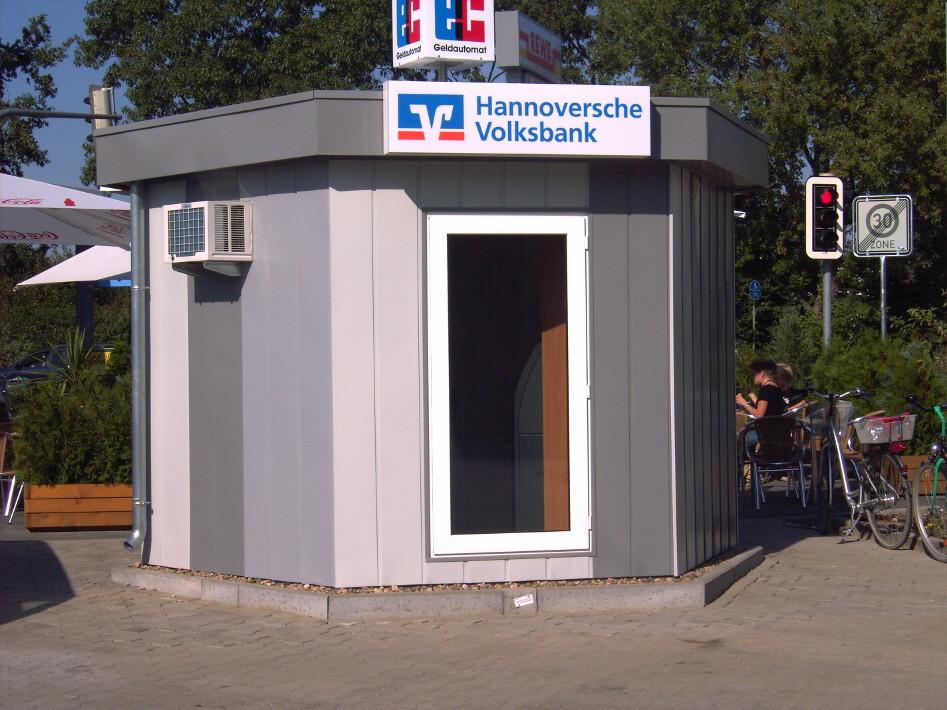 Modul Bank 6-Eck - Neustadt am Rübenberge