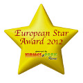 European Star Award <BR>Best Wooden Roller Coaster