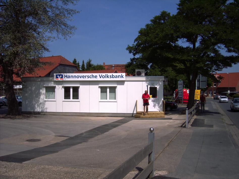 Modul Bank - Hannover