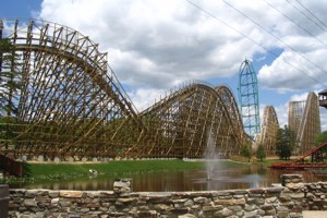 El Toro - Six Flags Great Adv. - New Jersey / USA