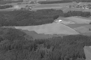 reference - solar park - höslwang