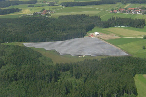 solar park - höslwang