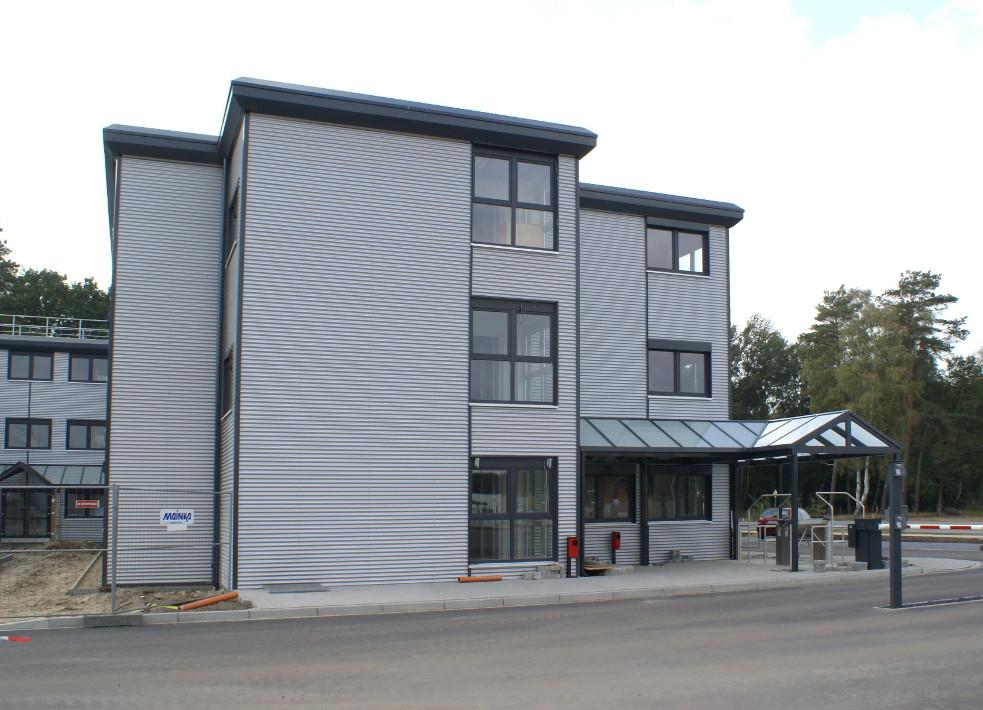 Modul-Bürogebäude - Lingen