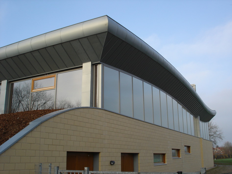 Sporthalle Eichenschule - Scheessel