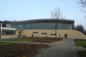sports hall eichenschule - scheessel