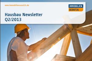 Newsletter 2. Quartal 2013 - Immobilienscout 24