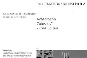 Dokumentation Colossos / Heide-Park Soltau