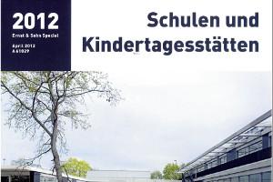 Sonderheft Schulen und Kindertagesstätten
