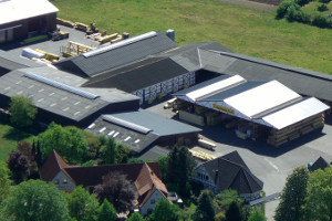 Video - Firmengelände Cordes Holzbau