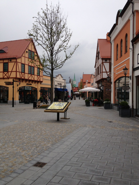 Design Outlet Center - Neumünster