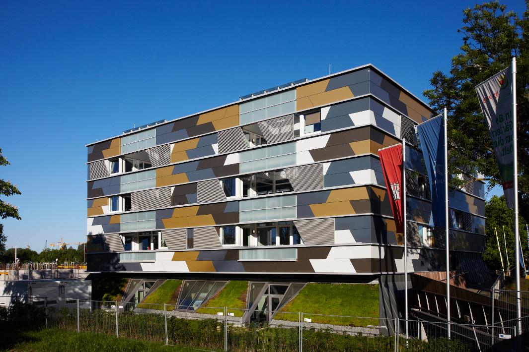 Hybrid-House - Hamburg