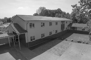 Flüchtlingsunterkunft - Stelle