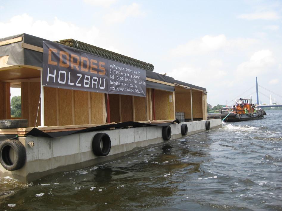 Hausboote - Hamburg