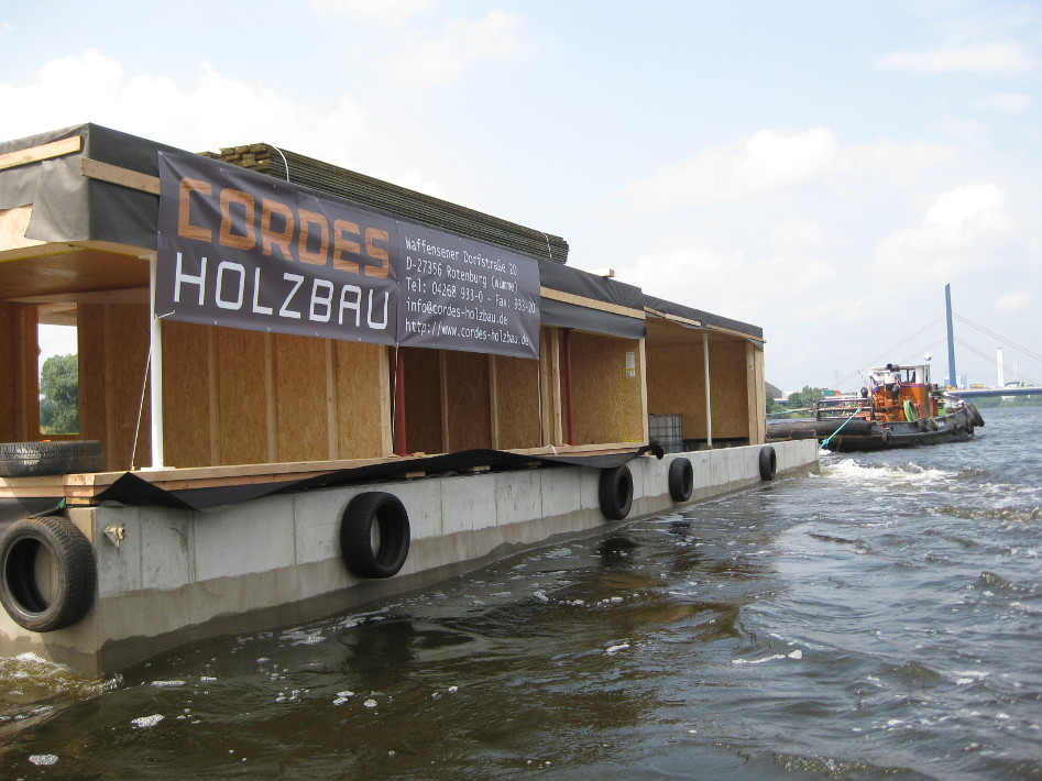 Hausboot Hamburg hausboote hamburg cordes holzbau
