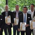 Cordes Holzbau eines der vier ersten Unternehmen mit QuKo-Zertifizierung