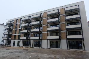 Holzunion - 5-Geschosser Offenbach