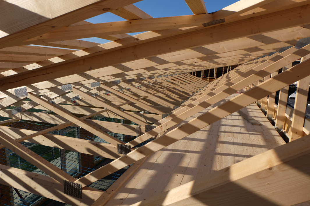 Holzunion - Aufstockung Windach