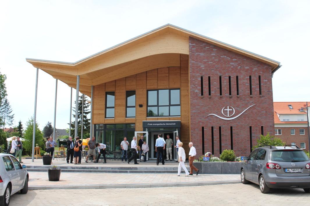Gemeindezentrum Freie ev. Gemeinde - Hanstedt