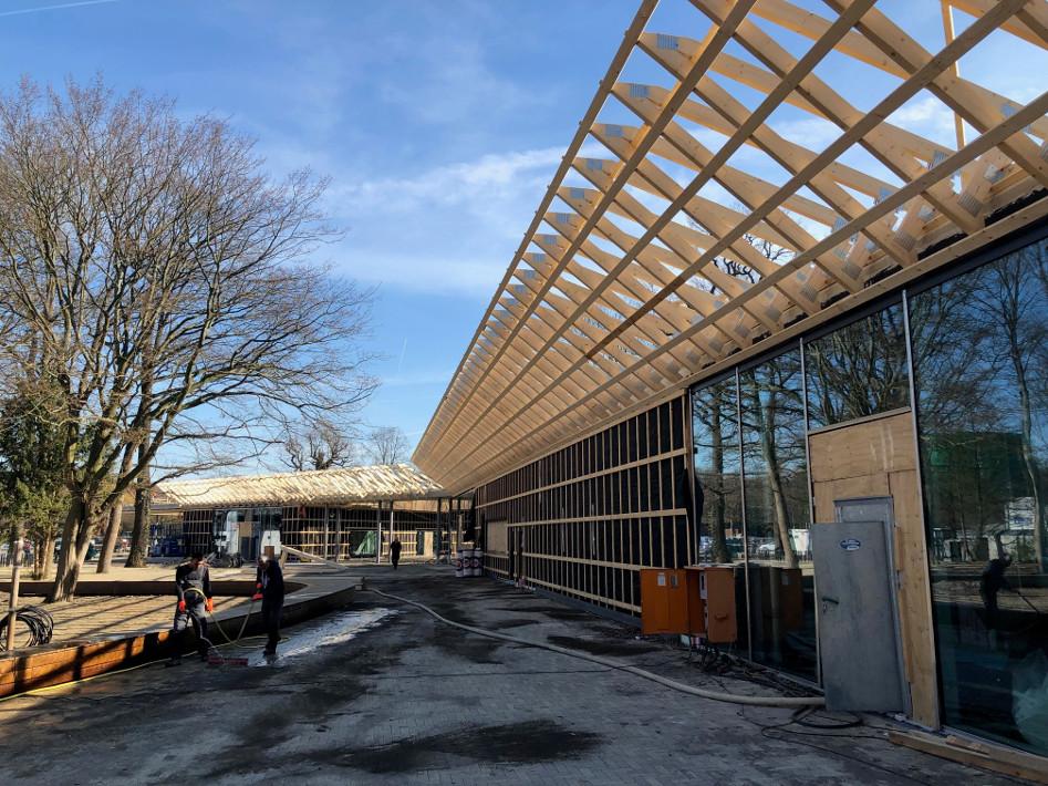 Zoo Hannover - Eingangsbereich