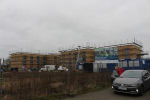Campus Heide - 94 WE für Studenten