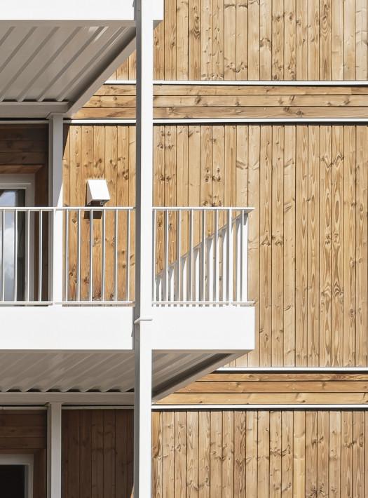Holzunion - Lynarstraße - 6 Geschosse in Holz