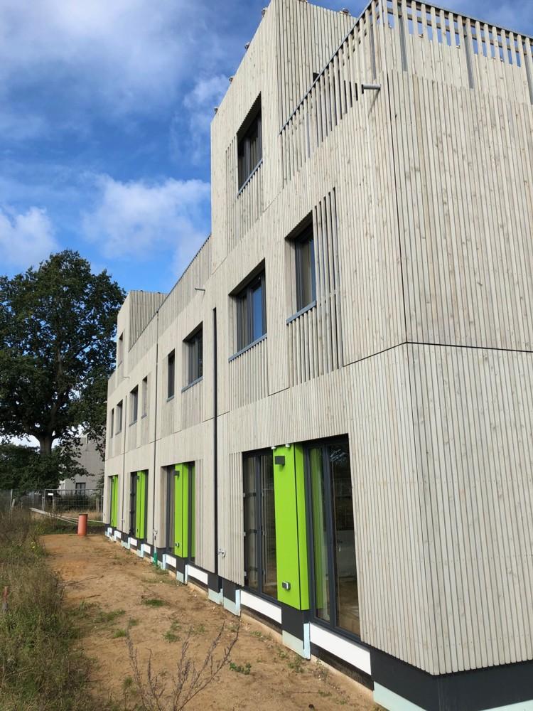 Flairhouse - 16 Reihenhäuser in Norderstedt